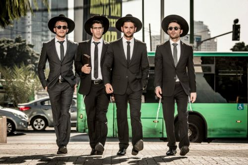 Misbehaved Yeshiva Students Are Expelled From Their Yeshiva for Acting as Extras in a TV Show About Misbehaved Yeshiva Students Expelled From Their Yeshiva
