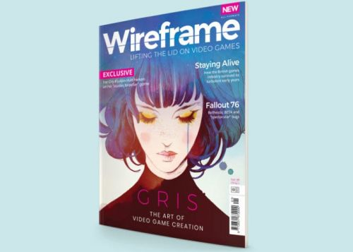 New Wireframe games magazine launched by the Raspberry Pi Press