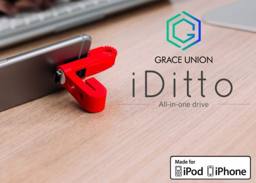 IDitto Expandable iPhone Storage