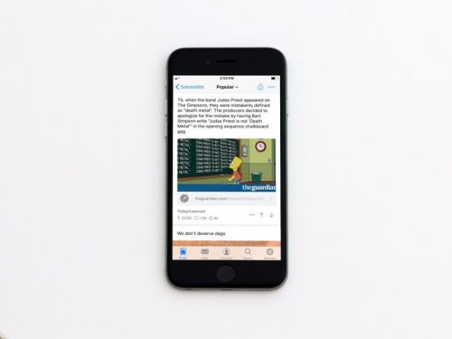 Apollo is a third-party Reddit app three years in the making