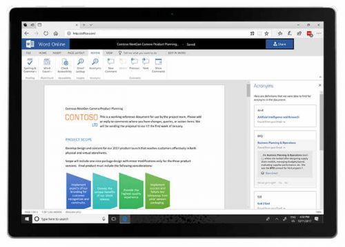 Microsoft Rolls Out New Artificial Intelligence Features To Office 365