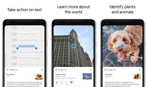 Google Lens Now Available on Google Images For Mobile