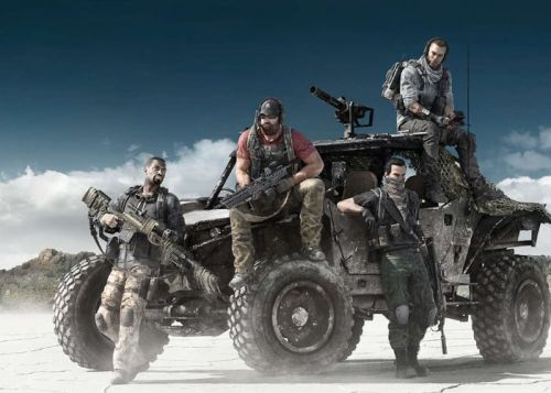 Ghost Recon Wildlands Special Operation 4 now available