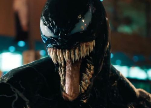 Marvel Venom Movie Starring Tom Hardy, Premiers October 5th 2018