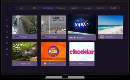 The Channels live TV app now supports PiP on iPhone and Apple TV