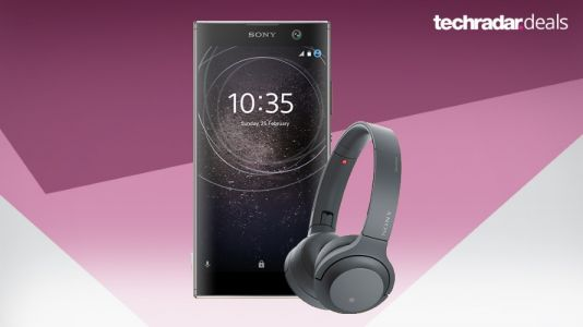 Sony Xperia XA2 offer for under £20 a month, plus free headphones worth £150