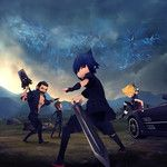 Final Fantasy XV Pocket Edition announced for Android and iOS