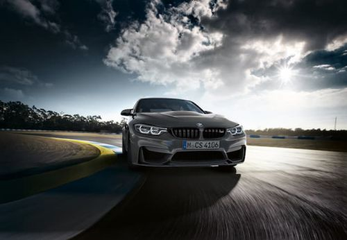 New BMW M3 CS Launched
