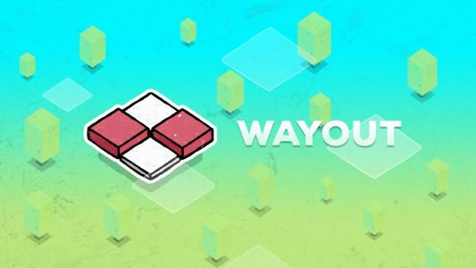 'Wayout' Is the Next Colorful Minimalistic Puzzle Title From Dropout Games, and Is in Need of Beta Testers