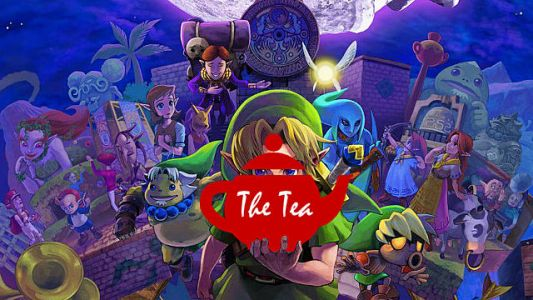 The Tea: Majora's Mask is a Surprisingly Smooth Intro to Legend of Zelda