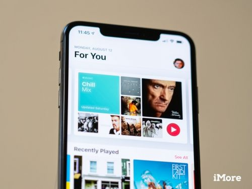 Apple Music in iOS 14 is gaining new animated playlist artwork