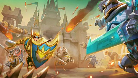 Lords Mobile Launches Largest Update Since Release with the Familiar Update
