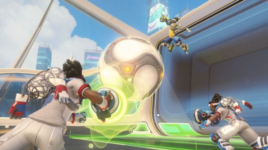 Overwatch Summer Games is back with a new Lúcioball map