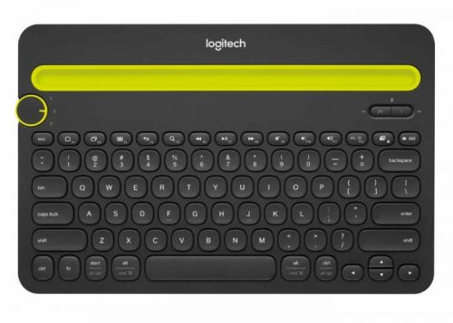 New Logitech Chrome OS keyboard spotted at the FCC