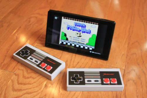 Hands-on: Switch's NES controllers offer unmatched old-school authenticity
