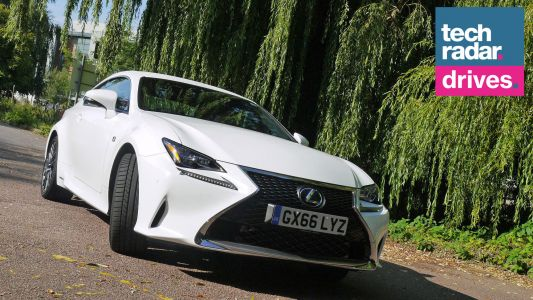 Hybrid Overdrive: Lexus RC 300h is a sports car that goes the distance