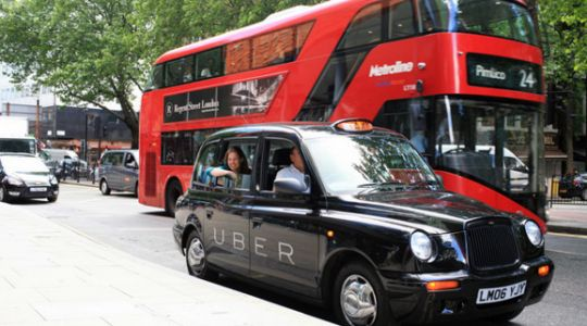 London mayor criticizes Uber's conduct, but praises new CEO's 'humility'