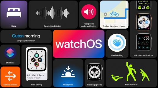 Apple releasing watchOS 7 with sleep tracking and more on September 16