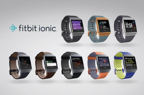 Fitbit Ionic Smartwatch Price And Release Date Confirmed