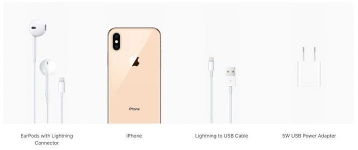2019 iPhones Said to Keep Lightning Connector With Same Old 5W Charger and EarPods in Box