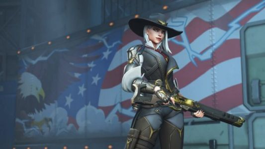 New Overwatch Hero 'Ashe' Now Available In Game