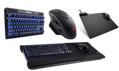 Corsair Announces New Wireless Gaming Peripherals & Accessories