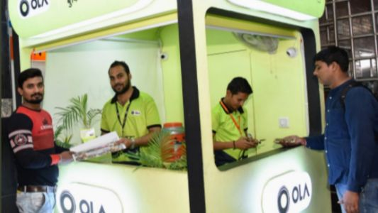 IRCTC ties up with Ola to add first-and-last mile connectivity