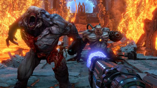 Doom Eternal won't launch with ray tracing - and may not get it for quite some time