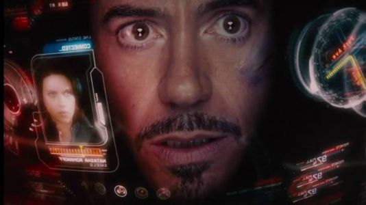 It's not just Android phone makers - even Tony Stark copied the iPhone