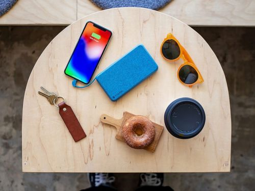 Charge up with mophie's new Lightning-supported power banks