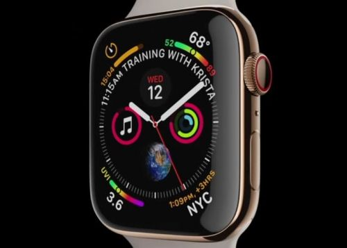 Apple Watch Series 4 is rumored to be at max production