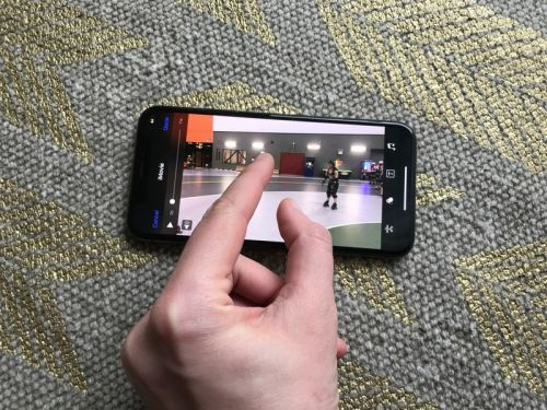How to quickly rotate sideways video clips on iPhone or iPad