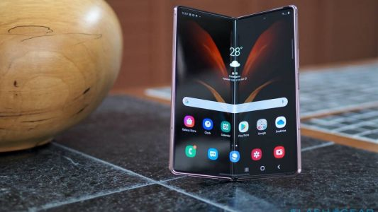 Samsung Galaxy Z Fold 2 foldable phone stops selling in the US
