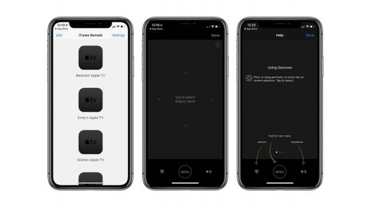 ITunes Remote app on iOS updated for new iPad Pro display resolutions