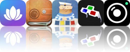 Today's Apps Gone Free: WaterLili, Spending Log, Fiete Match and More