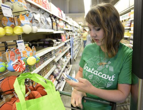 Some Instacart workers to strike over pay that can be as low as $1 per hour