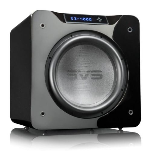 SVS Unveils New 'Earth-Shaking' 4000 Series Subwoofers