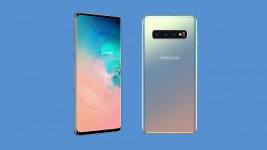 Fancy a Prism Silver Samsung Galaxy S10? It's only available at Carphone Warehouse