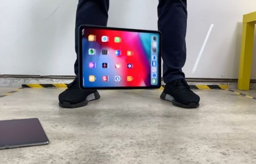 Apple's new iPad Pro gets drop tested and more