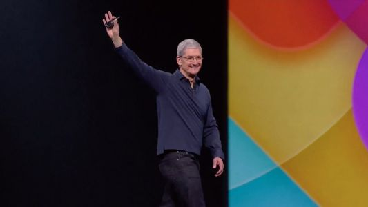 Apple's Tim Cook: 'AR has the ability to amplify human performance'