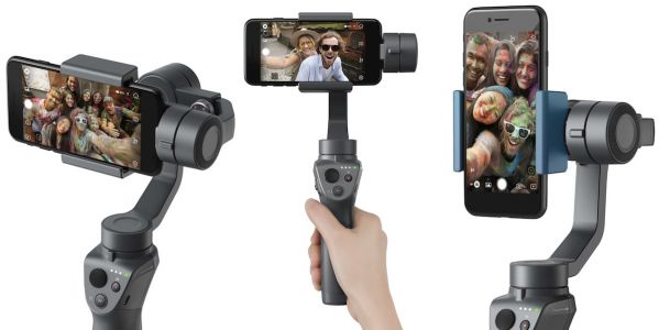 CES 2018: DJI Announces Osmo Mobile 2 With Simpler Controls and Improved Battery Life