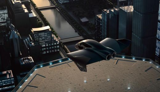 Porsche And Boeing Team Up For An Electric Flying Car