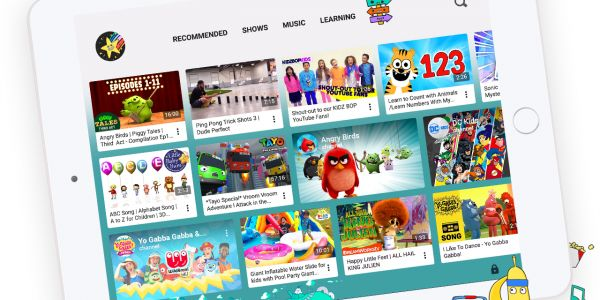 YouTube Kids adding human curated channel collections, more parental restrictions