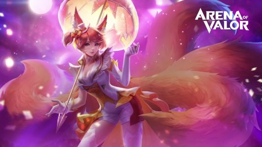 'Arena of Valor' News: Idol Liliana, Map Overhauls and a New Hero?