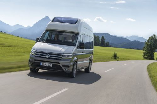 VW's California XXL, an amazing camper van that needs to come to the US