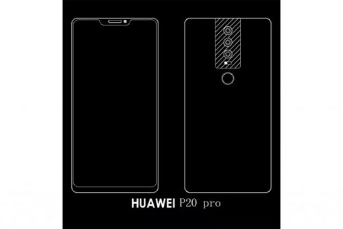Huawei set to unveil the P20 lineup on March 27th in Paris
