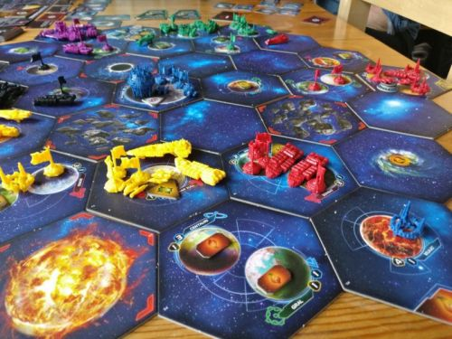 Twilight Imperium v4 review: All-day sci-fi gaming just got better
