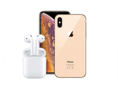 Win an iPhone XS Max 256GB + AirPods Giveaway