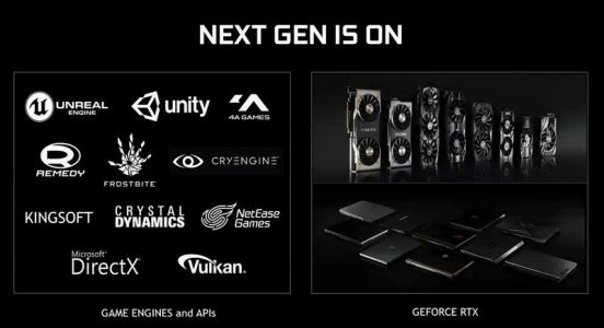 NVIDIA partners with Unity and Unreal to integrate ray tracing tech