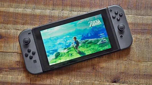 Nintendo Switch Hardware Update Boasts Improved Battery Life